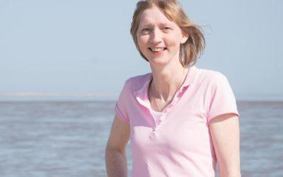 Physiotherapeutin Heidi Harms