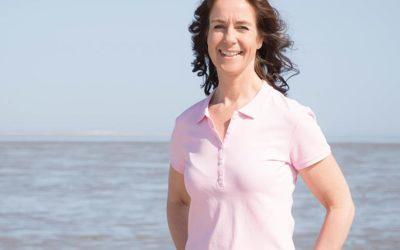 Dunja Gastmann vom Therapiewerk-Team