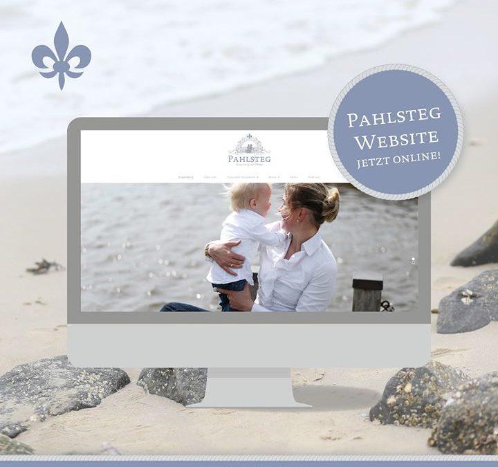 Neue Website: Pahlsteg