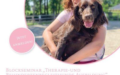 +++Therapie-und Behindertenbegleithunde Ausbildung+++