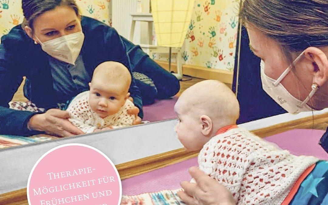 Bobath-Therapie bei Frühchen und Säuglingen