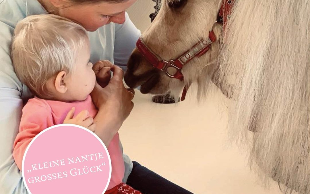 """Kleine Nantje – großes Glück"""